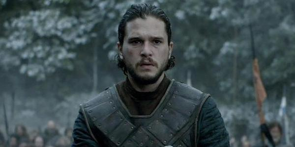 game of thrones season 6 jon snow