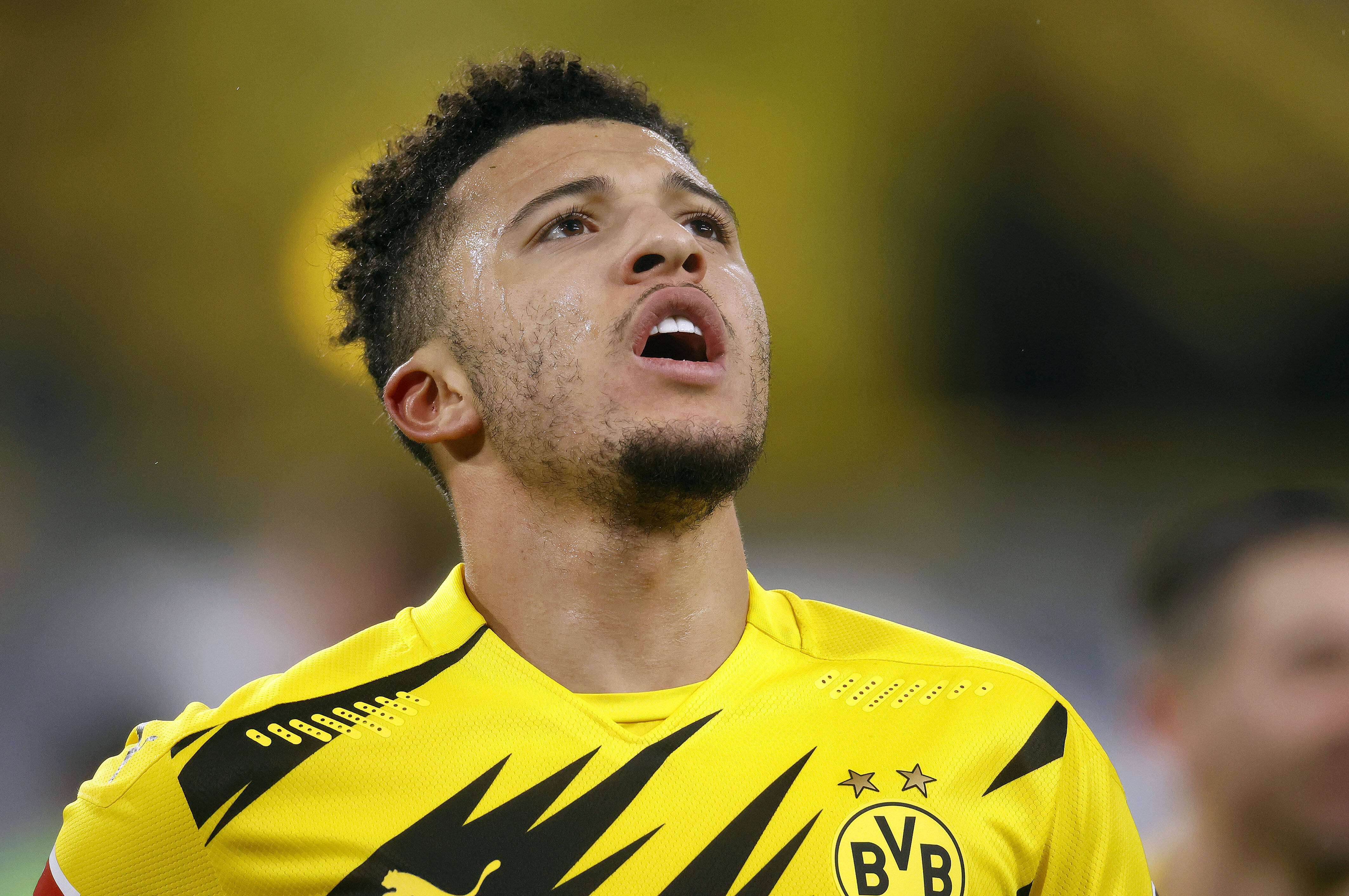 Manchester United Transfer News Jadon Sancho Value Plummets As United Prepare 50m Bid For Dortmund Star Fourfourtwo
