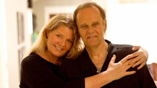 A picture of Marie and Walter Trout