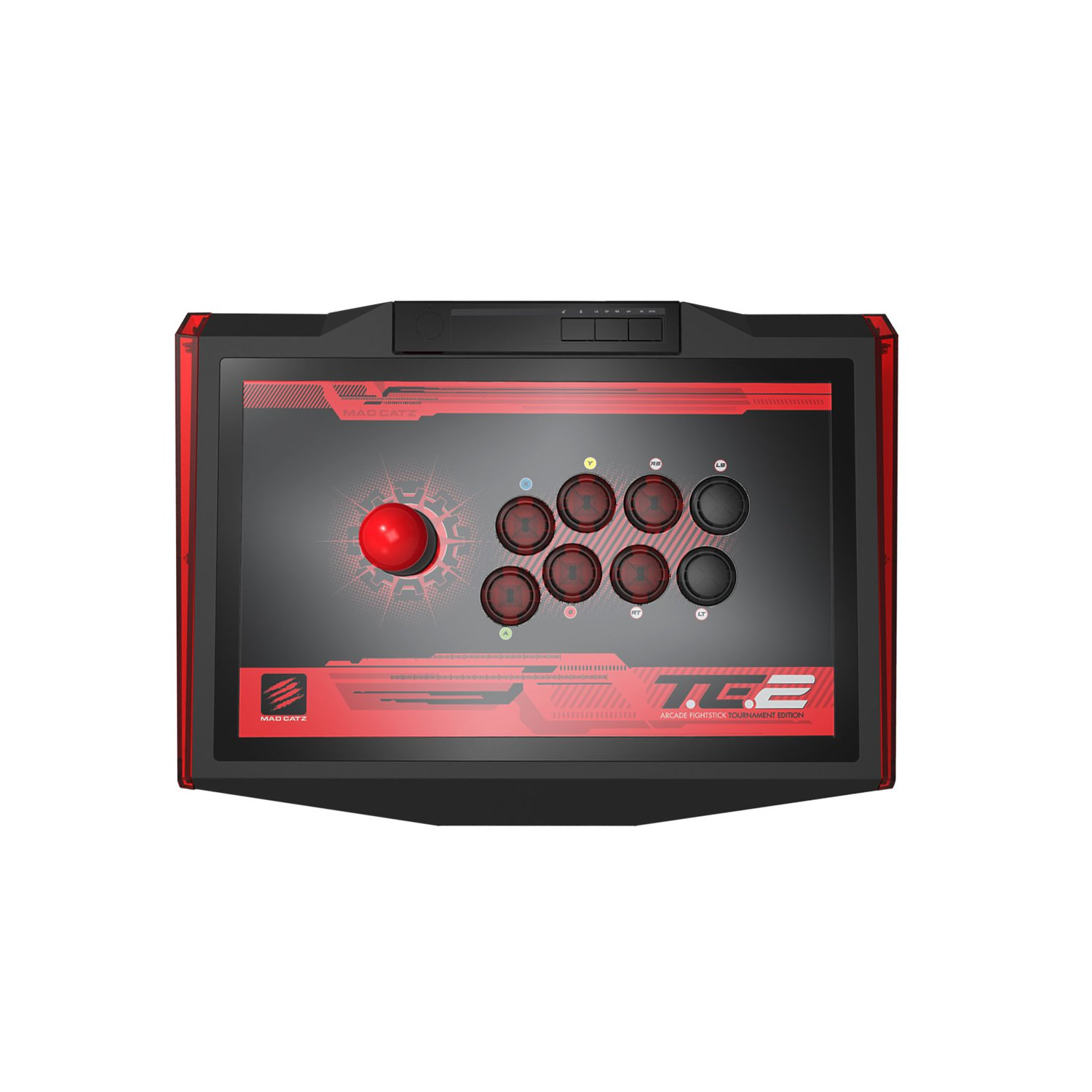 MadCatz Arcade Fightstick Tournament Edition 2 Announced For Xbox One #27216