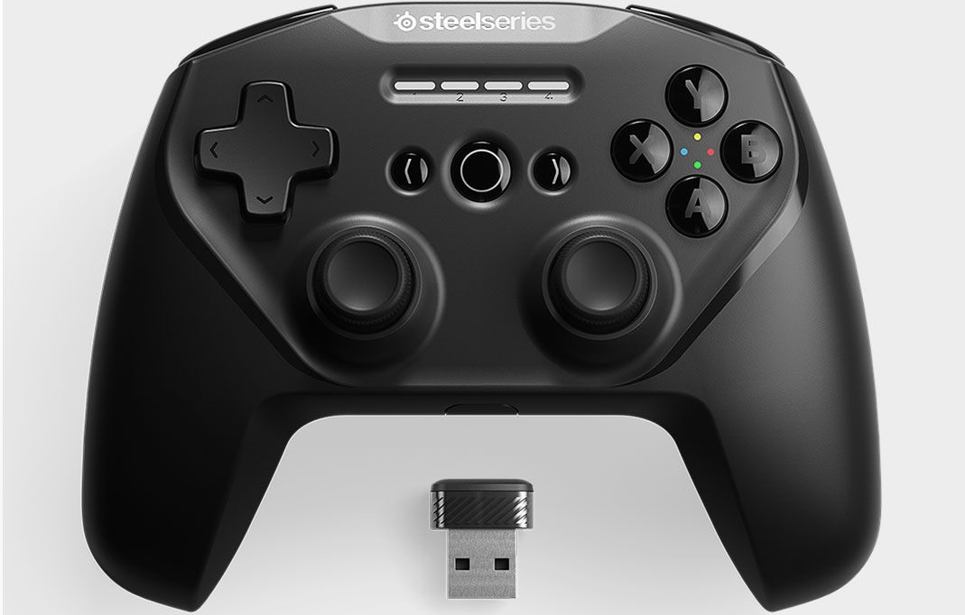 SteelSeries launches an Xbox-style wireless controller for