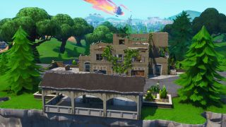 Fortnite Hero Mansion
