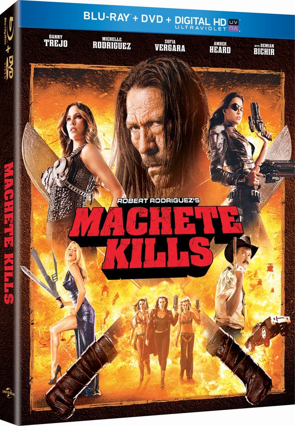 Machete Kills box