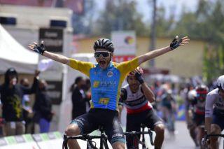 Alan Boileau wins stage 3 of Tour du Rwanda 2021
