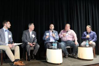 The Future of AV Panel at the April 2019 AV/IT Summit.