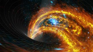 black hole event horizon