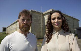 Body clock: What Makes Us Tick? Shows Aldo Kane and Ella Al-Shamahi