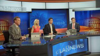 KTLA news team