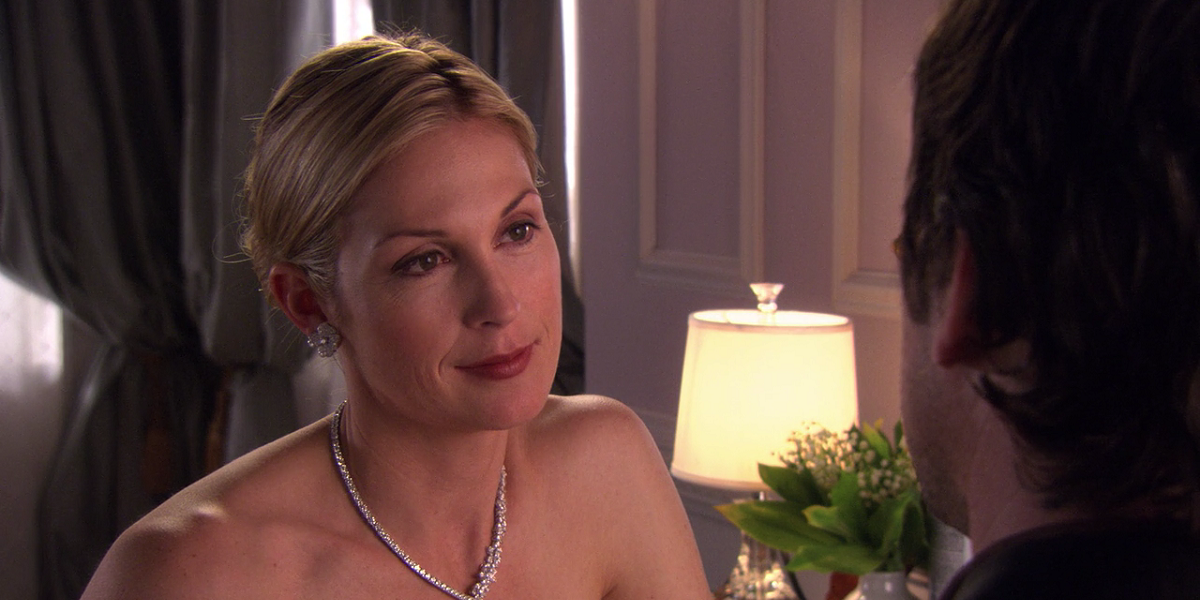 Kelly Rutherford as Lily in Gossip Girl