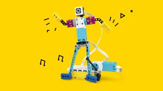Lego Spike Prime Robot
