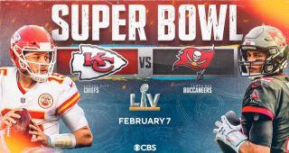 Super Bowl live stream chiefs vs buccaneers