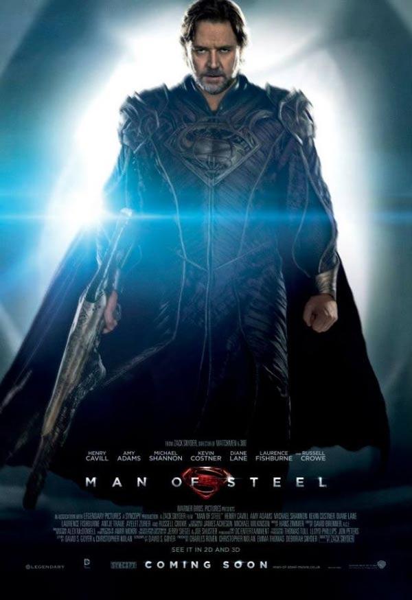 Jor-El character poster