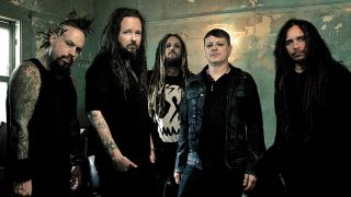 "Korn frontman Jonathan Davis says that James 'Munky' Shaffer and Brian 'Head' Welch have begun writing pieces for their next album ""with different people"""