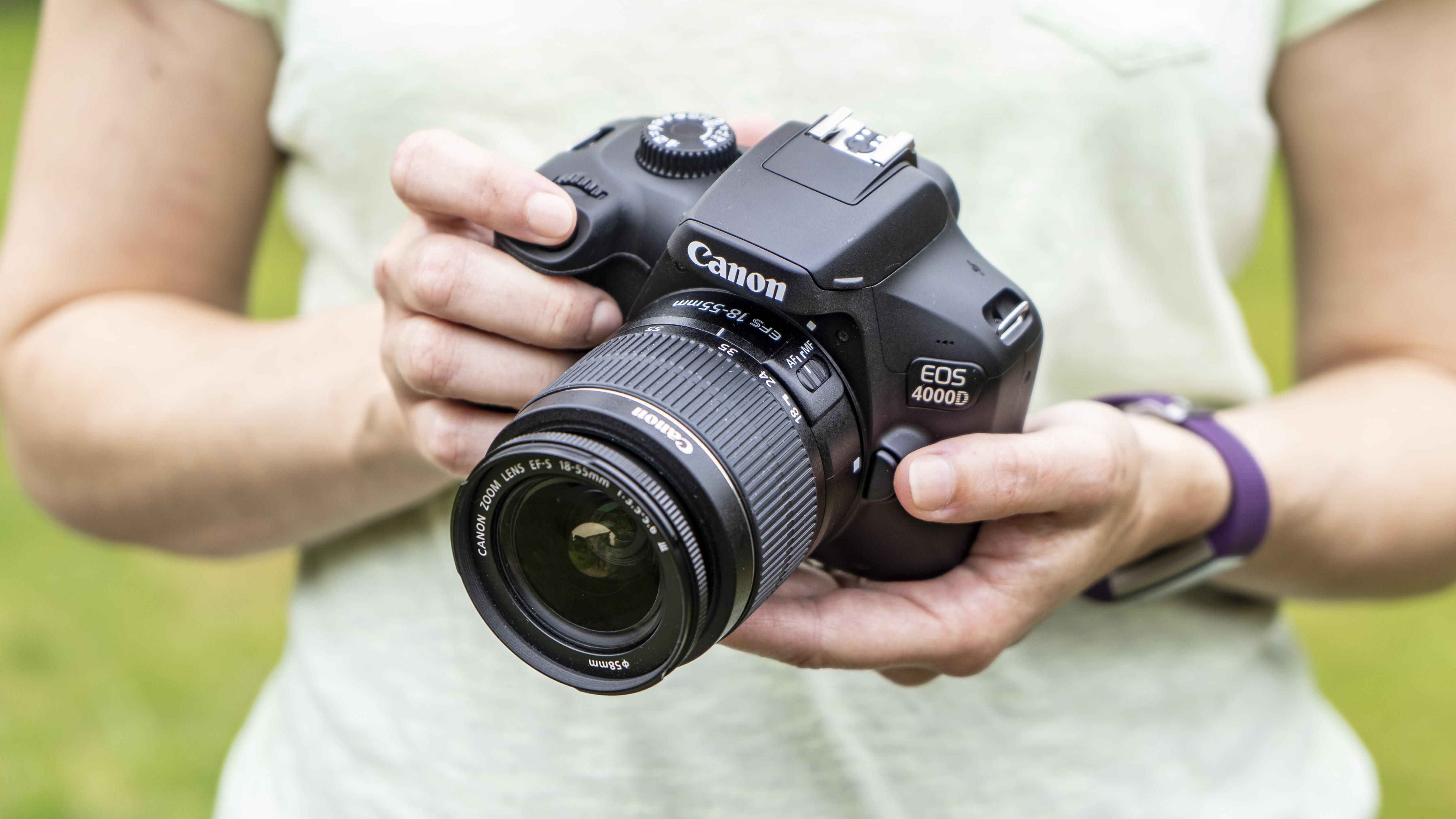 Canon Eos Rebel T100 Eos 4000d Review Techradar