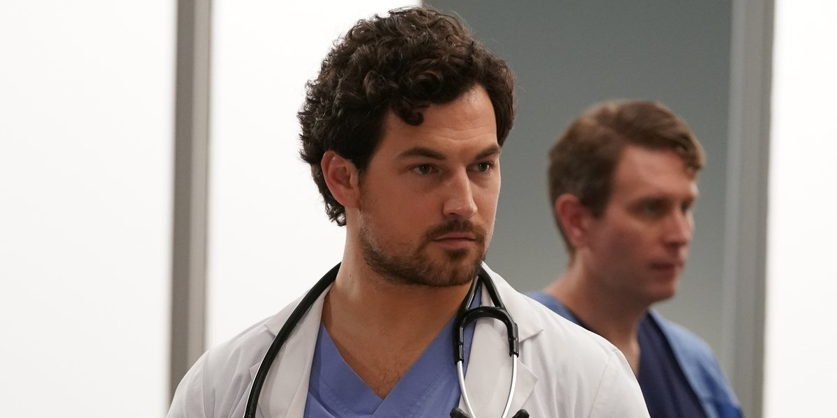 Should Grey's Anatomy Fans Be More Concerned About DeLuca Than Alex Karev?
