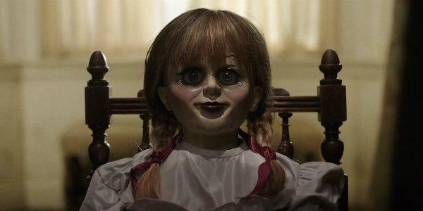 Annabelle Creation doll