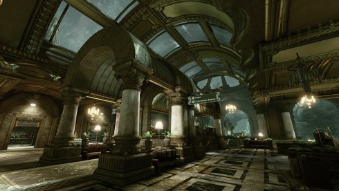 Gears Of War 3 Fenix Rising Map Pack Introduces New Experience System #20070