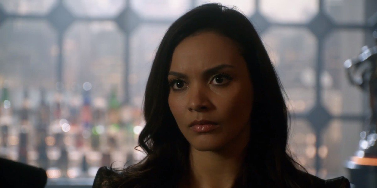 Jessica Lucas as Tabitha on Gotham