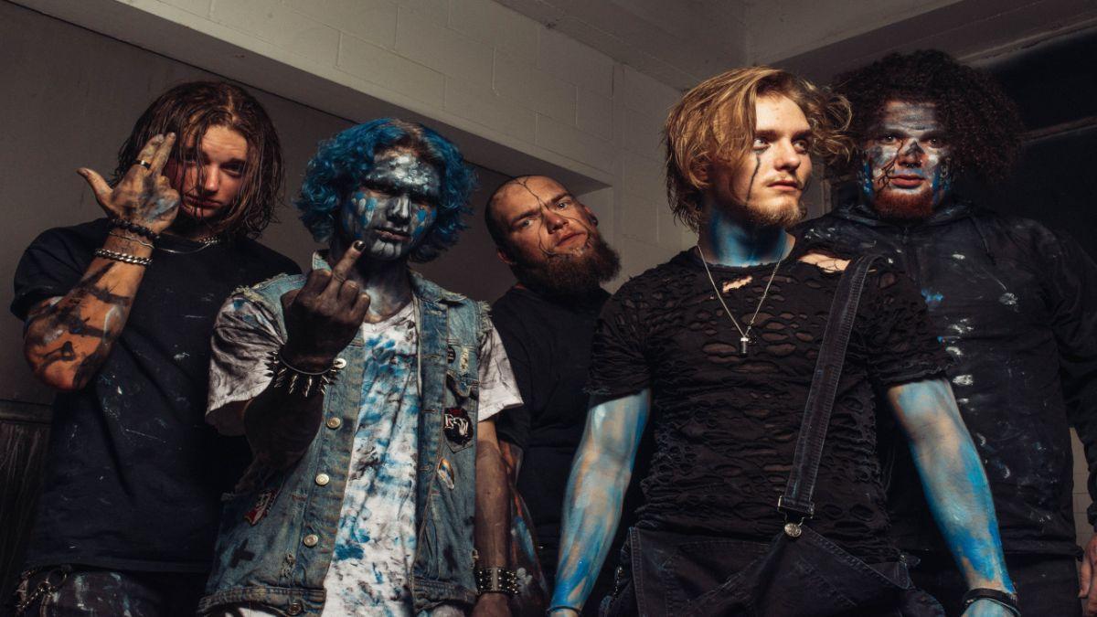 Slipknot offspring Vended release gut-rumbling debut single Asylum