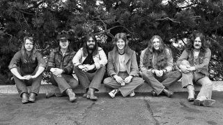 The Marshall Tucker Band in 1973