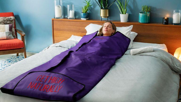 Higher Dose infrared sauna blanket