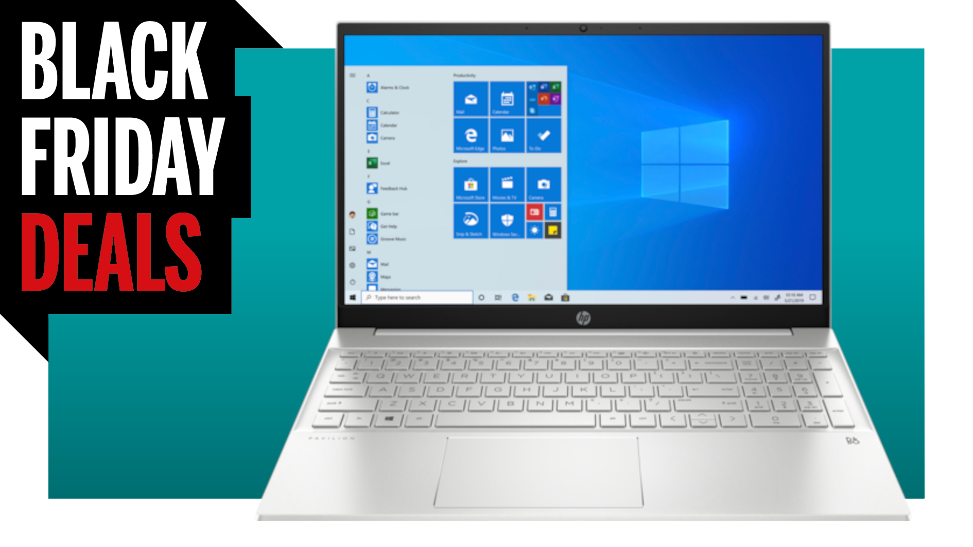 This $400 Ryzen HP laptop is the perfect budget option for students and parents