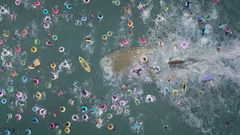 An image from The Meg