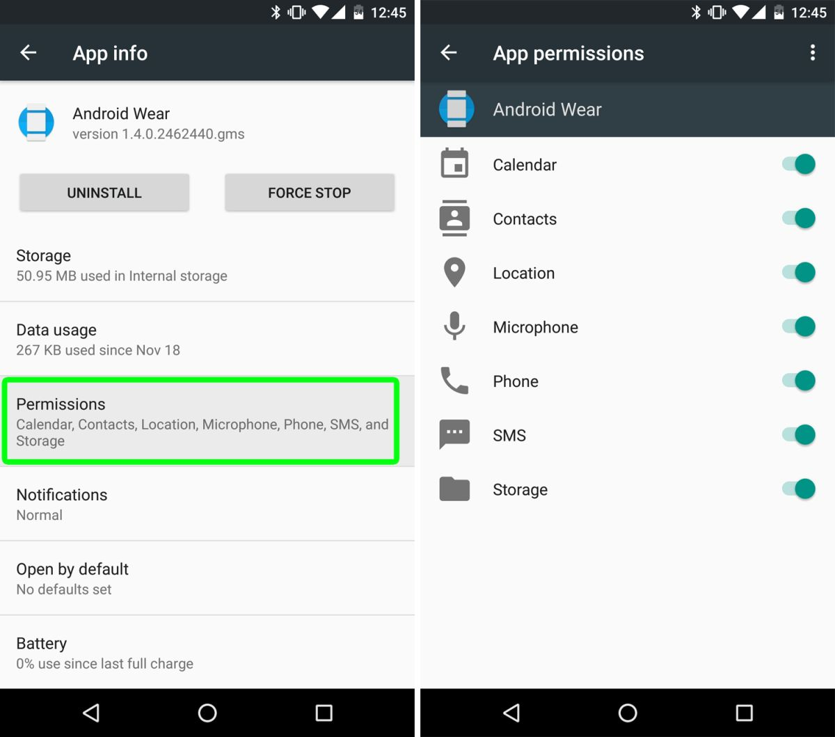 How to Manage App Permissions in Android Marshmallow | Tom's Guide