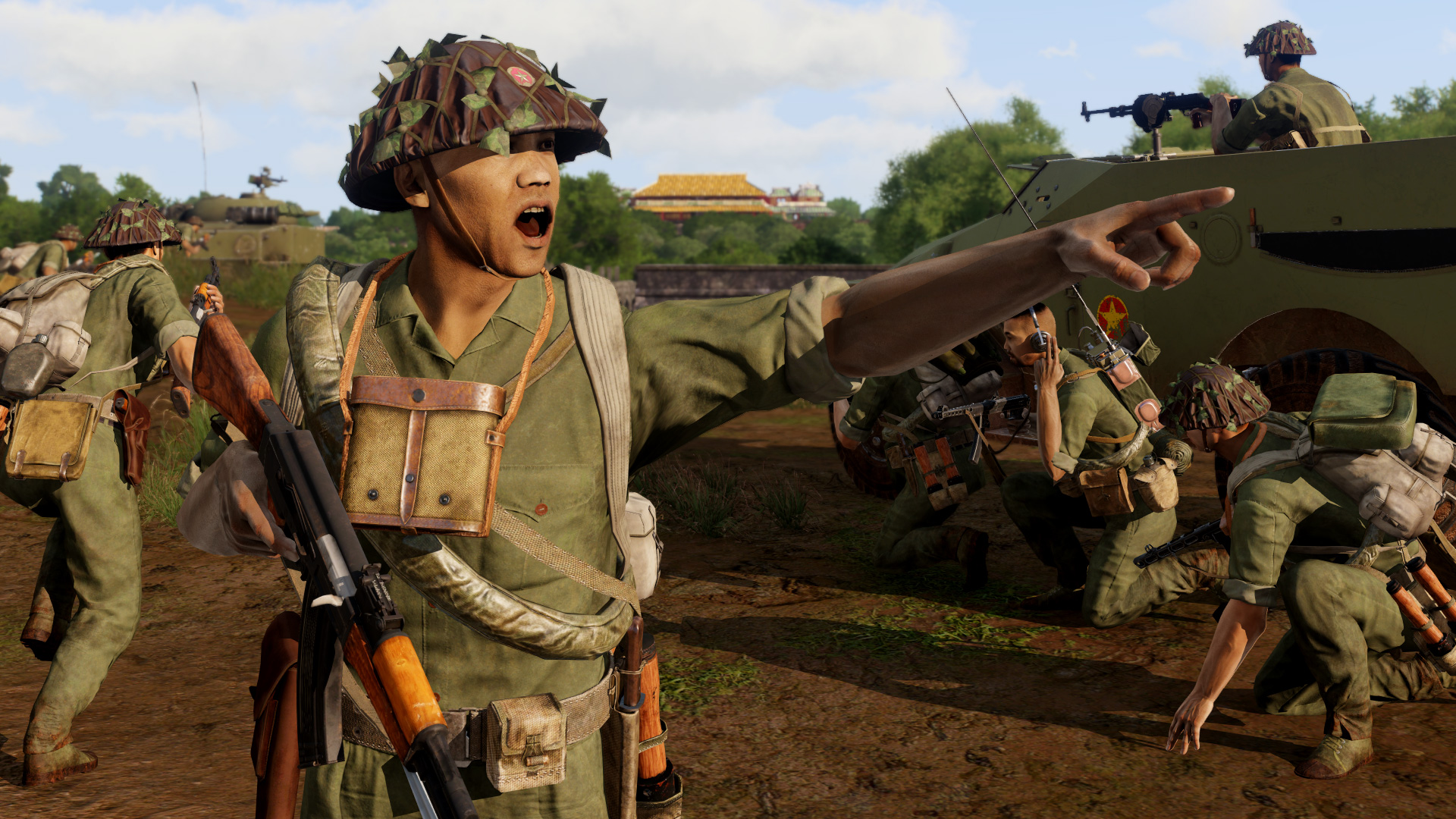 Arma 3 is going to Vietnam