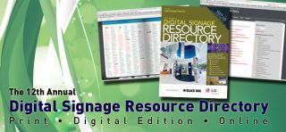 Digital Signage Directory Now Accepting Listings