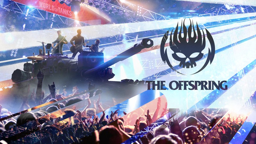 The Offspring is playing a gig in World of Tanks tomorrow | PC Gamer