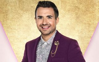Will Bayley on Strictly Come Dancing