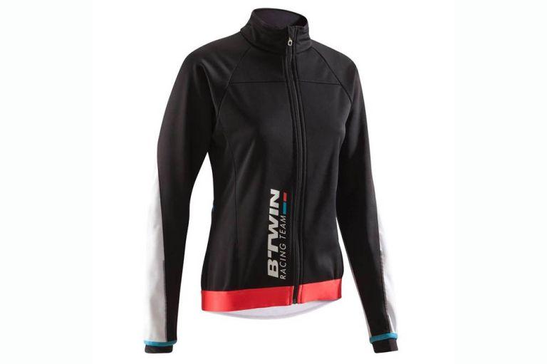 B'Twin 900 Women's Warm Cycling Jacket