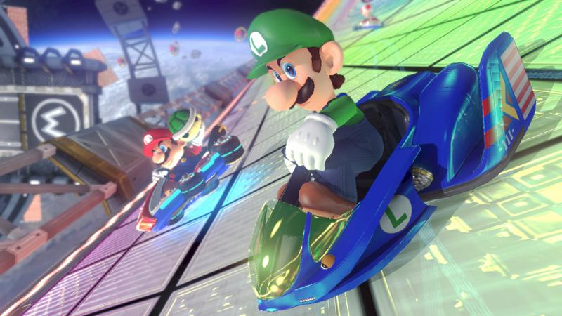 Mario Kart 8 DLC Screenshots Reveal New Characters, Tracks #31828