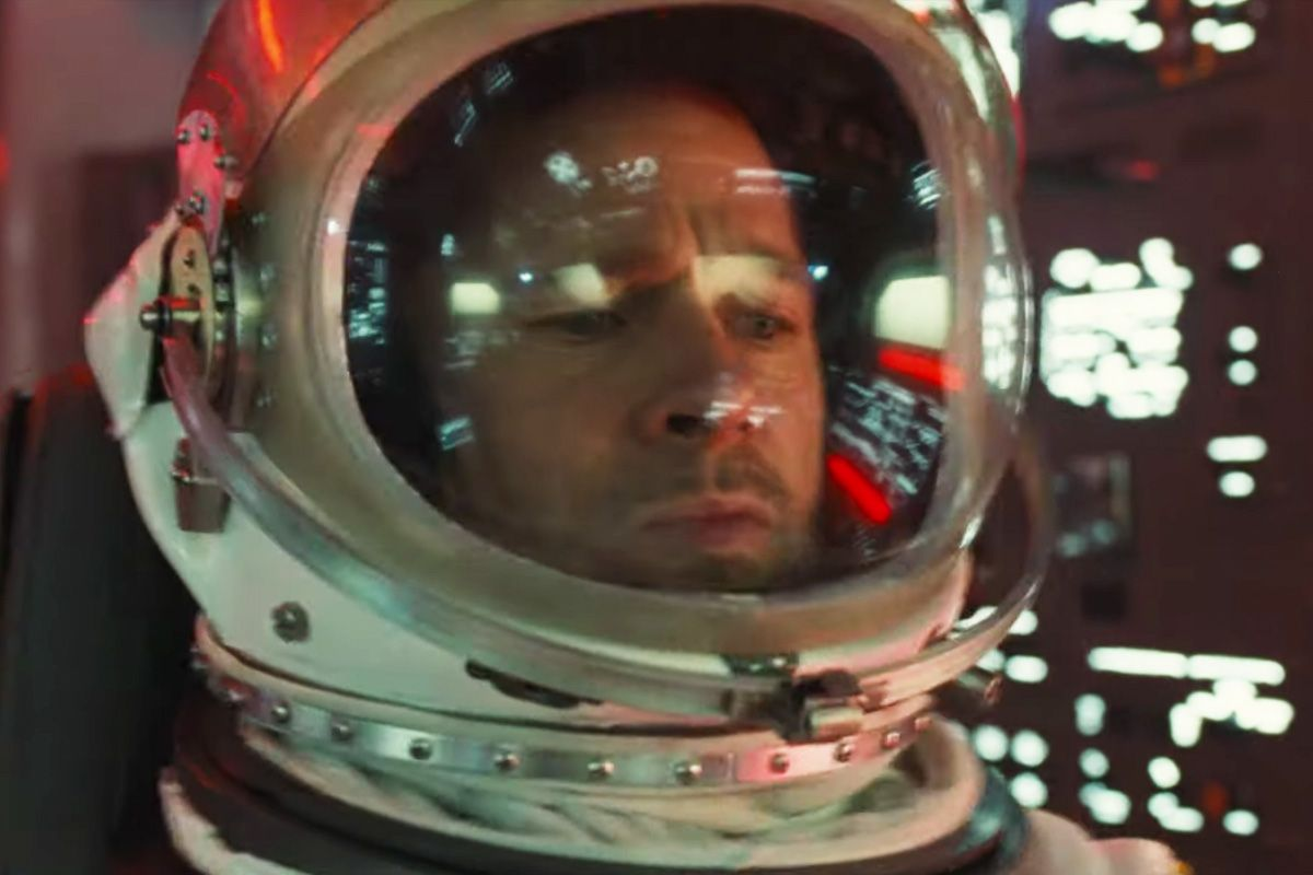 Lost In Space 2020 Review.Ad Astra Review Brad Pitt Goes Interplanetary In A