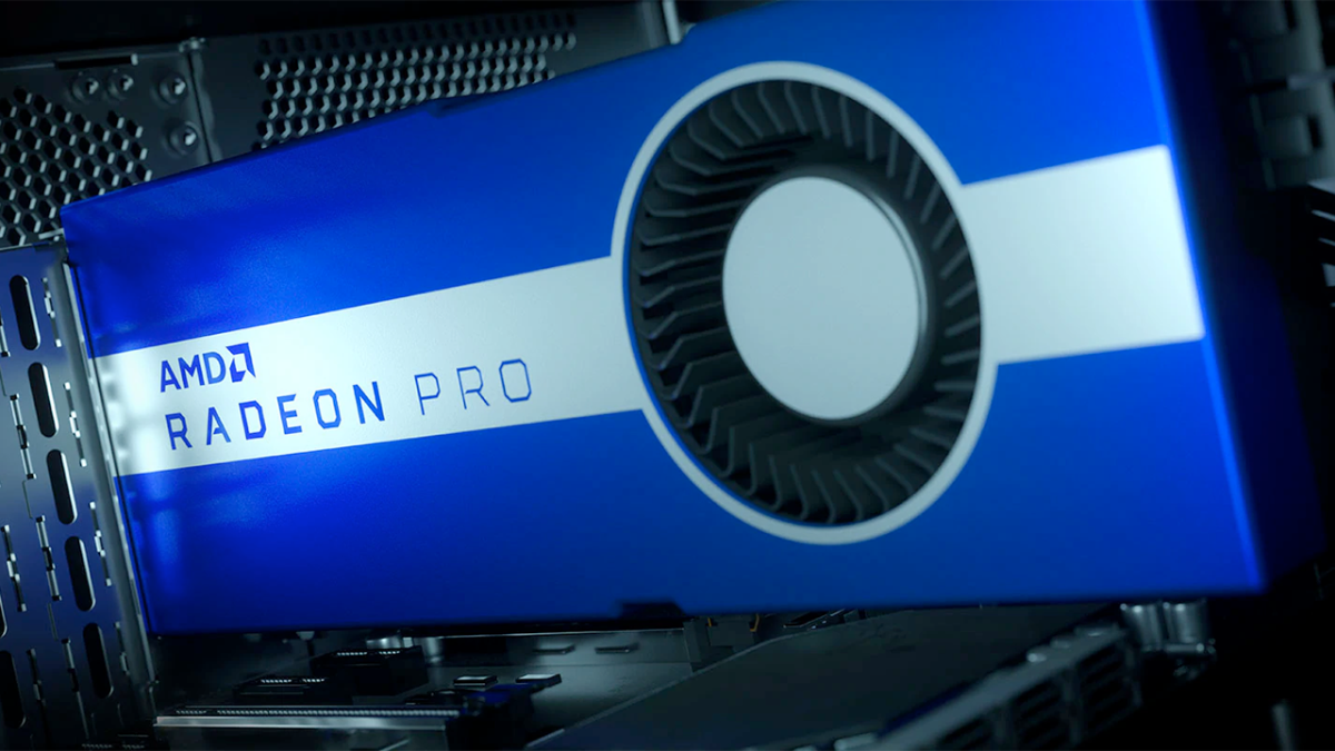 AMD's 32GB Radeon W6800 Drives 'Outstanding' Performance