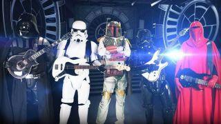 A press shot of Galactic Empire