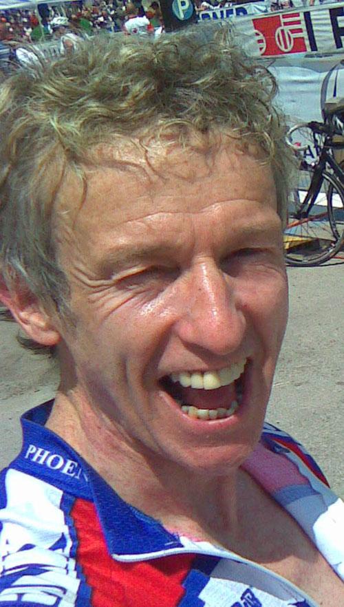 Arthur Winstanley, Maratona dles Dolomites 2010