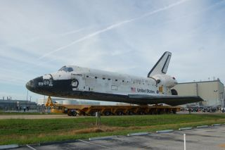 NASA's space shuttle Discovery will have flown 39 outer space missions by the end of its career, that started in 1984.