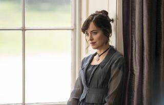 'Persuasion' star Dakota Johnson as Anne Elliot.