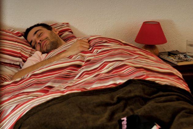 Sleeping,-cyclists