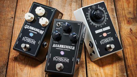 Echoline v2.0 pedals roundup