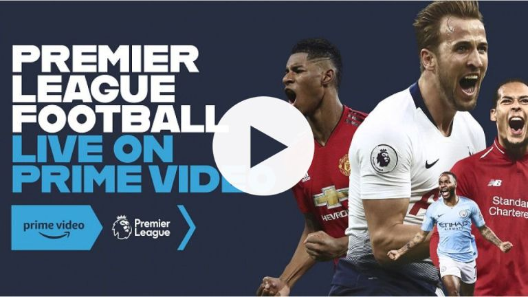 Premier League football Amazon Prime Video fixtures today free schedule