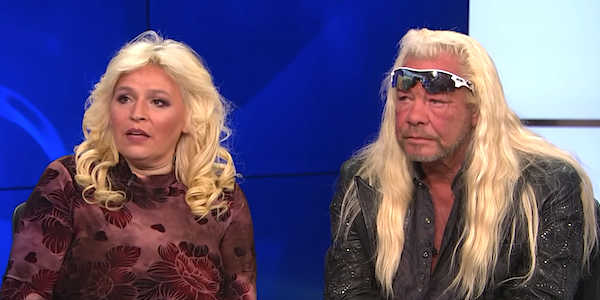 dog the bounty hunter and wife beth chapman