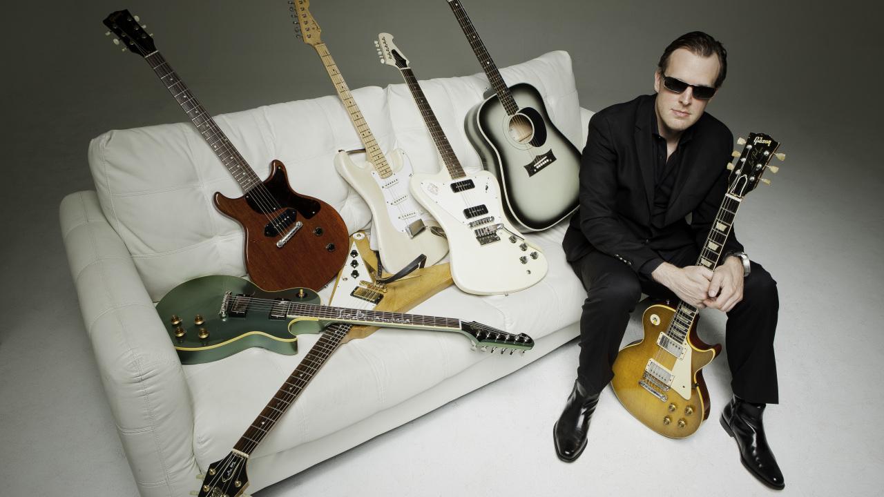Joe Bonamassa\'s 10 Best Guitar Solos | Louder