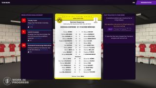Football Manager 21 new features
