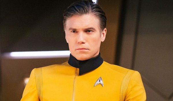 Captain Pike Star Trek: Discovery cbs all access