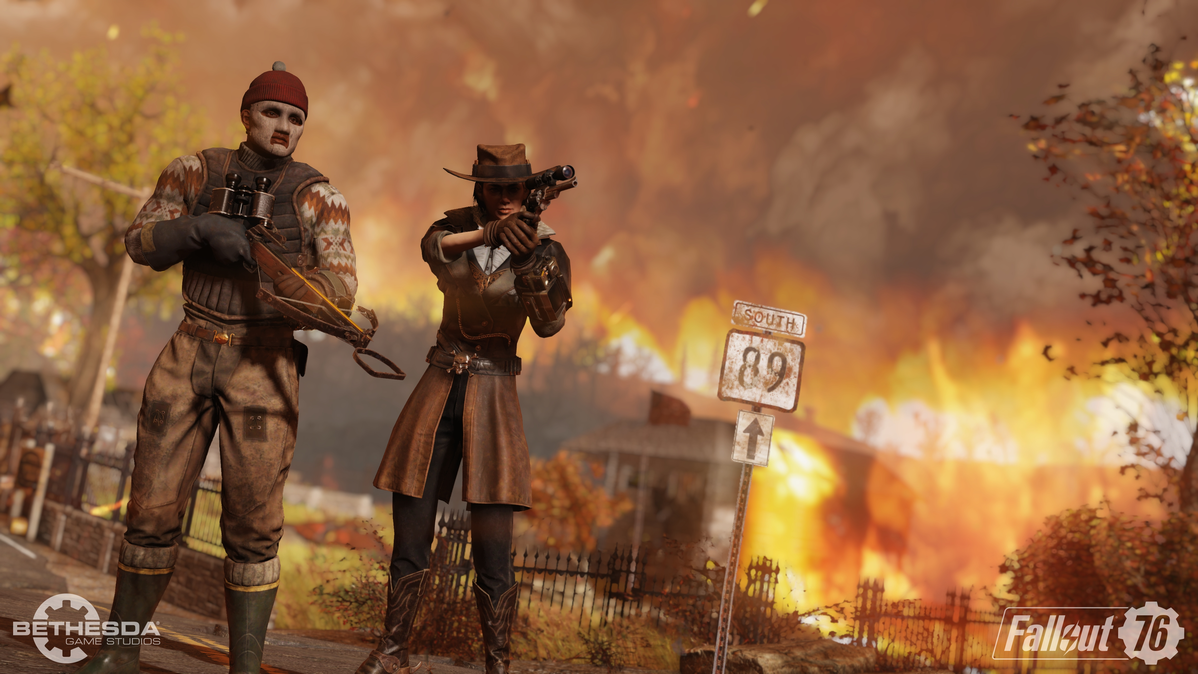 Fallout 76 Nuclear Winter pre-beta has been extended | TechRadar