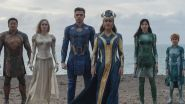Where The Heck Were The Eternals When Thanos Came Around? The Director Explains