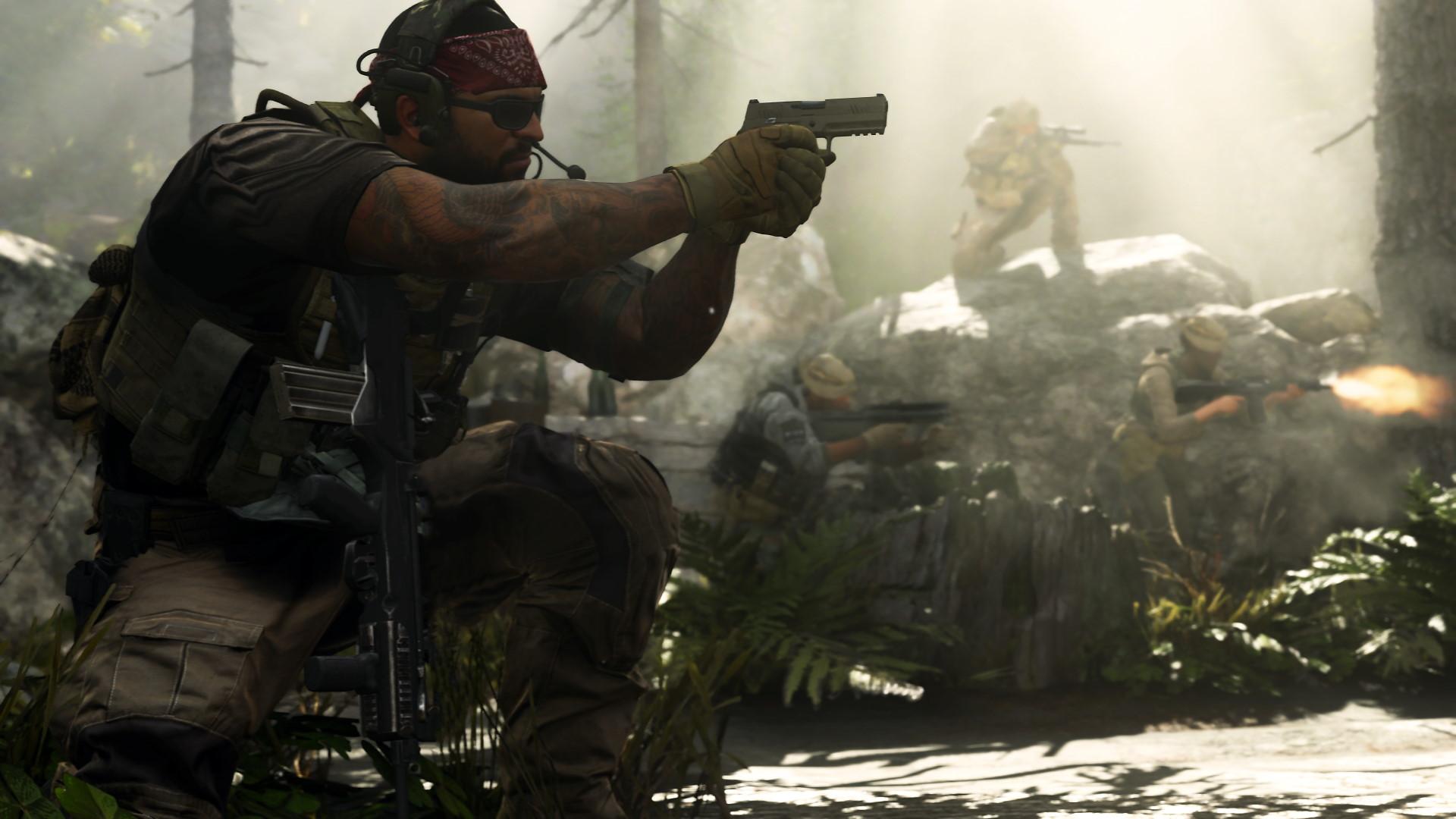 Buddy Boost Feature Cut From Call Of Duty Modern Warfare